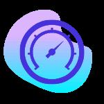 high performance icon